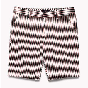 Classic Striped Tommy Hilfiger Shorts